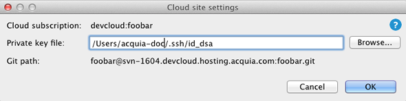 Acquia Cloud credentials and permissions — Acquia Product Documentation