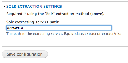 Extracting servlet path