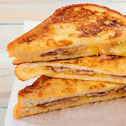 Savoury French Toast