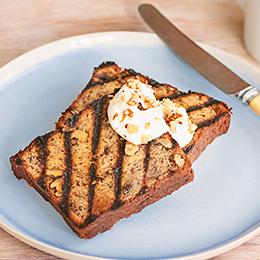 Protein+ Banana Bread