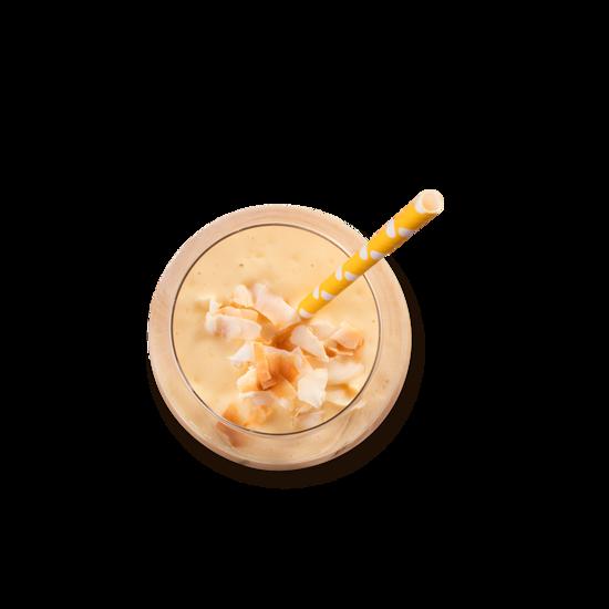 Smoothie de Mango-Coco