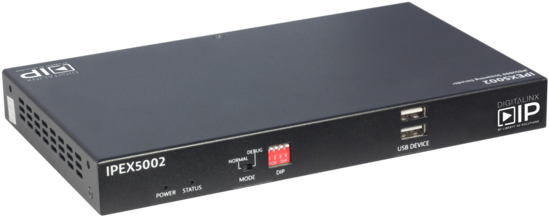 HDMI Over IP Decoder - Scalable 4K Solution over 1Gb Network w/ full Matrix & Video wall Capability