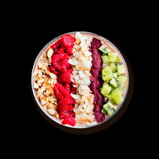 Protein+ Banana Choc Yoghurt Bowls