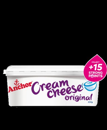 Anchor Cream Cheese Original 250g tub