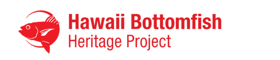 Hawaii Bottomfish Heritage Project logo